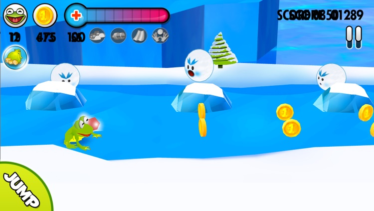Frog on Ice screenshot-1