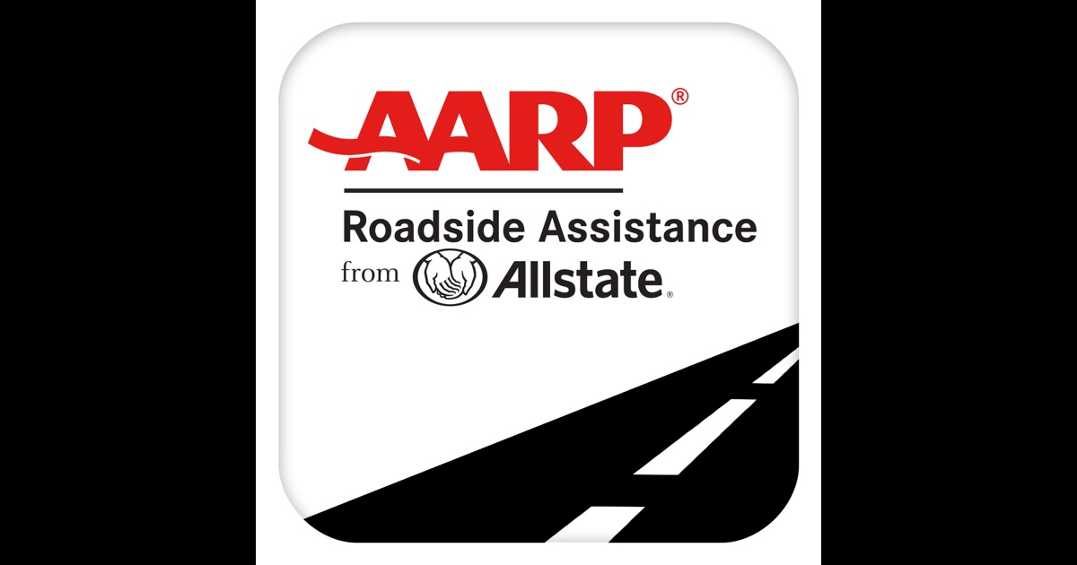 Aarp roadside assistance from allstate on the app store for Allstate motor club vs aaa