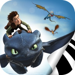 DreamWorks' Dragons: Defenders of Berk Storybook Deluxe - iStoryTime Read Aloud Children's Picture Book