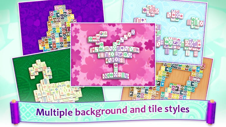 Mahjong : World's Biggest Mahjongg Solitaire screenshot-3