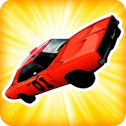 A Crazy Car Race HD FREE - Dukes of Joyride Racing Run Multiplayer Game