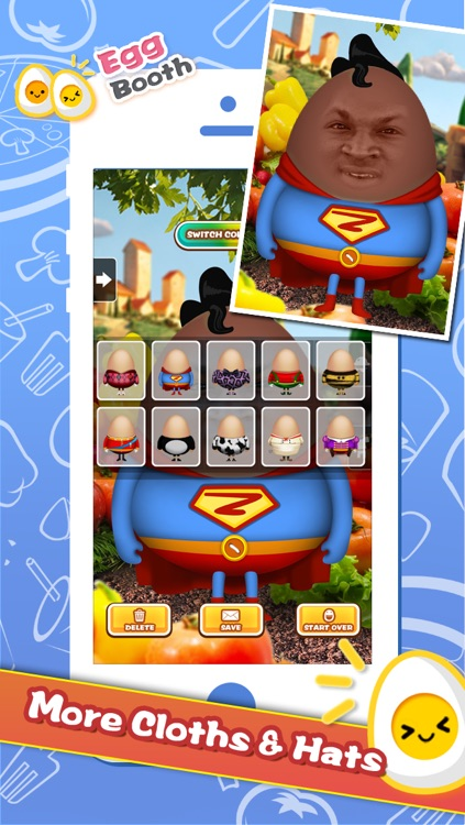 EggBooth - Humpty Dumpty screenshot-2