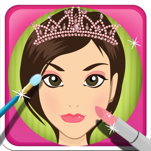 Make Me A Princess-Kids Game icon