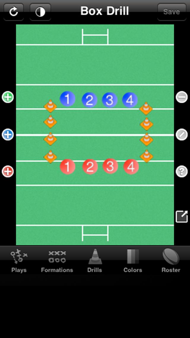 Rugby Coach Pro screenshot two