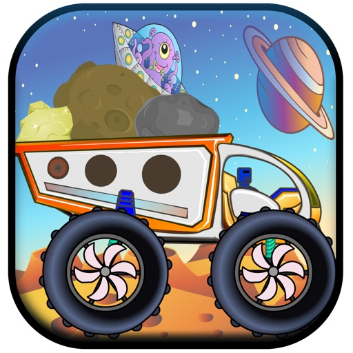 Space Minerals Delivery - Amazing Crystal Carrier Simulator Full