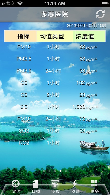 宁波空气质量 screenshot-3