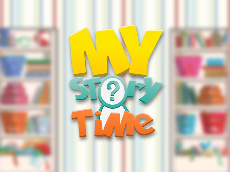 MyStoryTime - Personalized Story Books for Kids