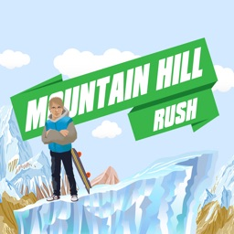 Mountain Hill Rush Racing In Down Town - Free Longboard Games For boys and Girls Rider