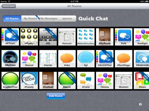 Quick Chat-ipad-1