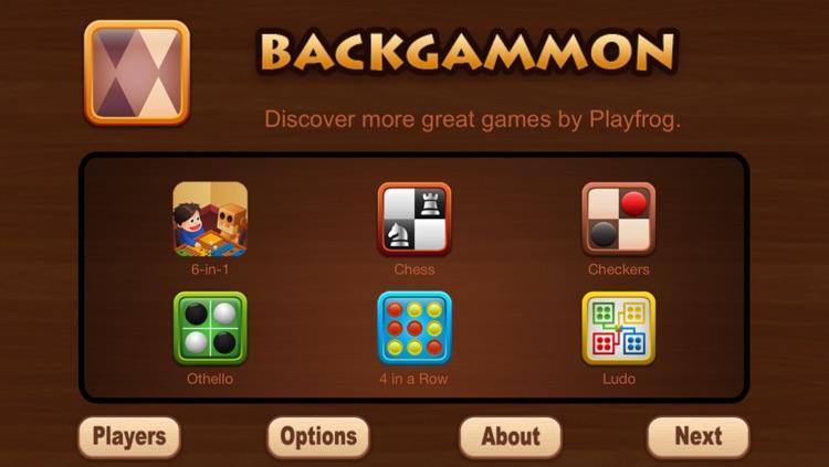 Backgammon - Board Game Club screenshot-3