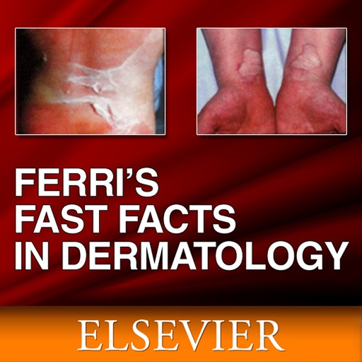 Ferriís Fast Facts in Dermatology icon