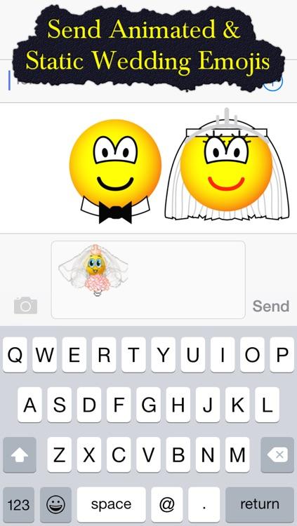 Wedding Emojis