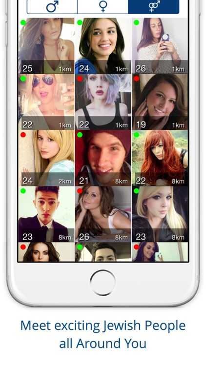 Jshalom - Jewish Dating App! Meet Jewish Singles, Chat and Love