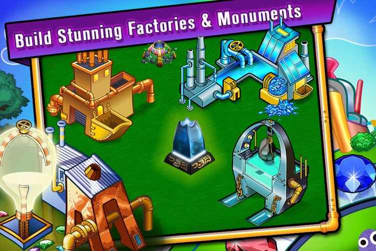 Jewel Factory™ screenshot-3