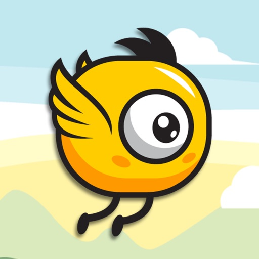 Alien Birds: Tiny Flying Monsters - FREE Edition
