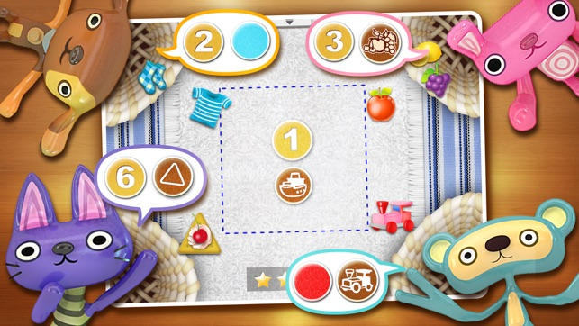 Play House –iMao Logic and Categorizing game for