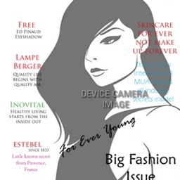CoverMag: Free Magazine Cover Maker!