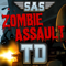 App Icon for SAS: Zombie Assault TD HD App in South Africa IOS App Store