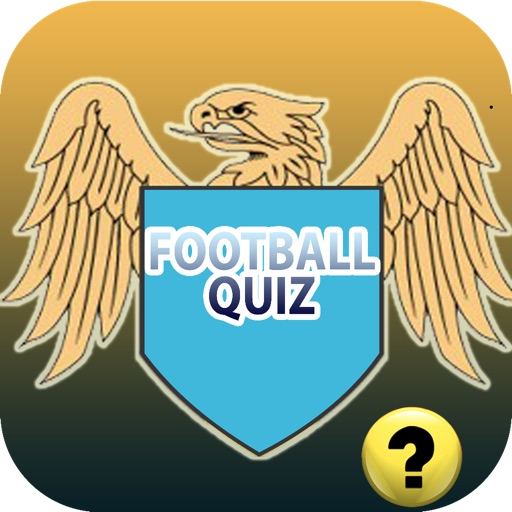 Football Quiz - Man City FC Shirt and Player Edition icon