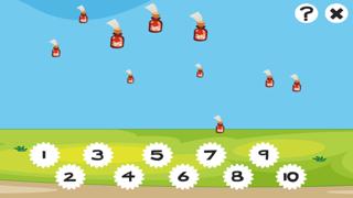 123 Animitiertes計數遊戲為幼兒:我的第一個數學問題。到10學在醫院數屏幕截圖3