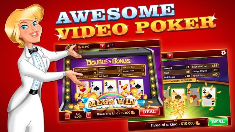 Magmic Casino King - Vegas Slots & Video Poker