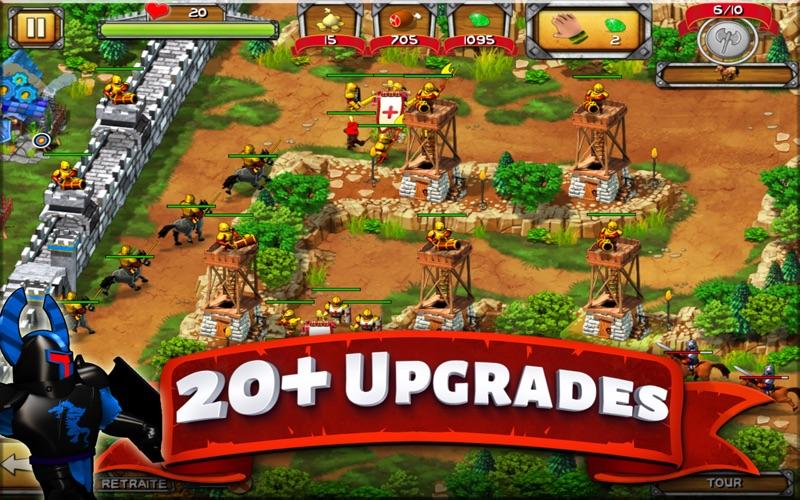 The Wall : Medieval Heroes screenshot 4