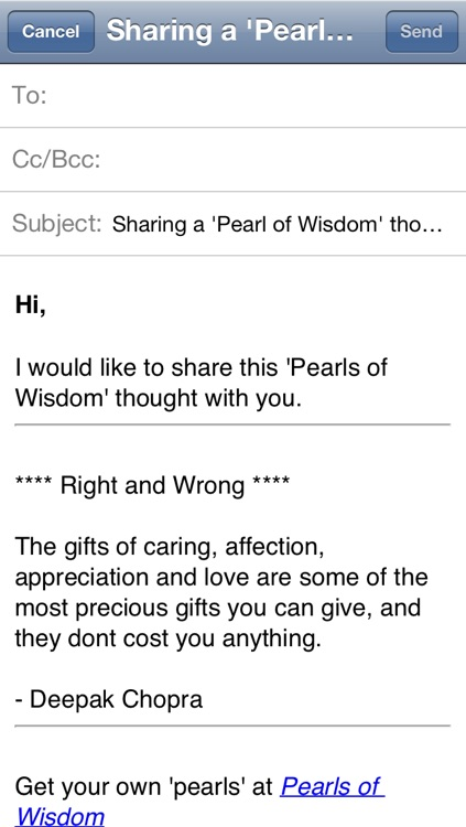 Pearls of Wisdom screenshot-4
