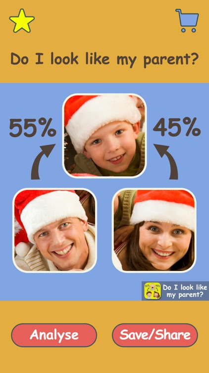 Do I Look Like My Parents - Guess who are the most resemble to you, mom or dad? screenshot-3