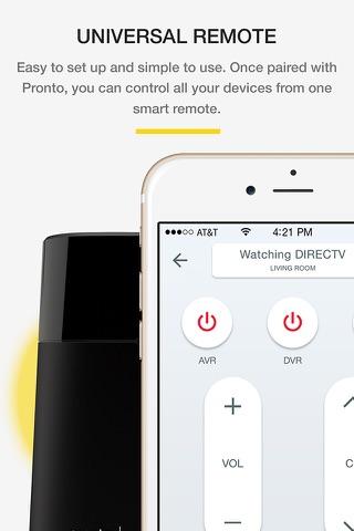 Peel Smart Remote screenshot 2