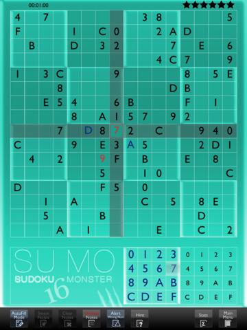 Sudoku 16 Monsterのおすすめ画像3