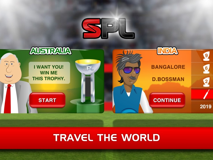 Stick Cricket Premier LeagueHD