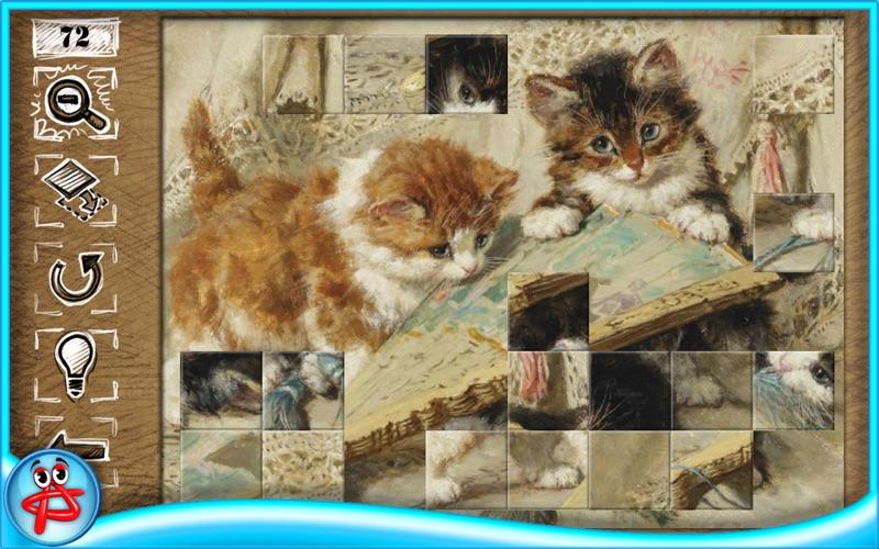 Greatest Artists Jigsaw Puzzle screenshot 3