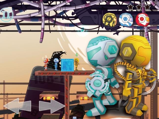 Robot Bros Screenshot