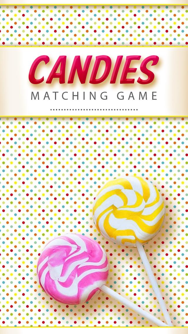 Candies Matching Game LITE screenshot four