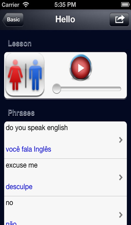 Speak Portuguese Today --  Brazil & Portugal  Travel Guides screenshot-4