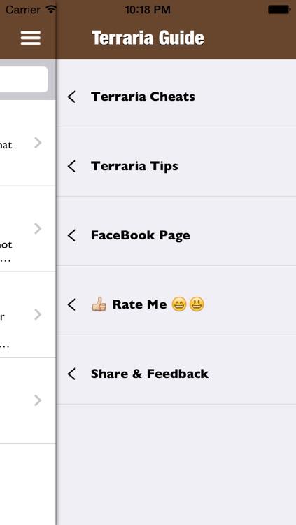 Ultimate Terraria Guide !! screenshot-3