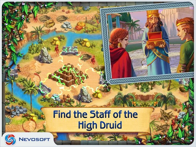 Druid Kingdom HD screenshot-3