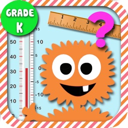 Kids Math-Measurement Worksheets(Kindergarten)