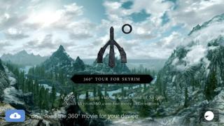 360° Tour for Skyrim