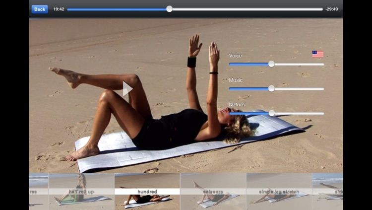 Pilates Beginners screenshot-0