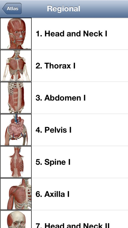 Human Anatomy Atlas for Active Release Techniques