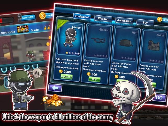Attack! Kill all Zombies