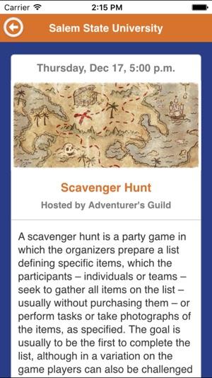 Salem State University Events on the App Store
