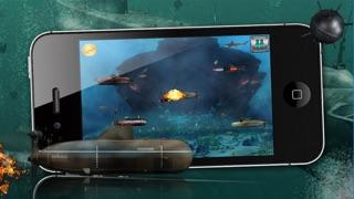 怒っバトル潜水艦 - 戦争潜水艦ゲーム!のおすすめ画像5
