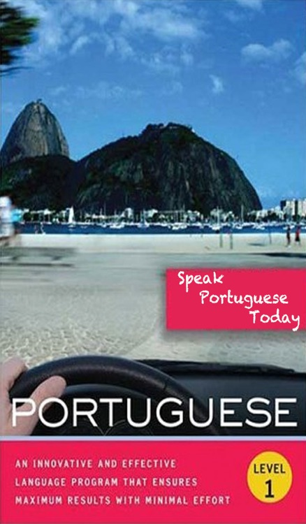 Speak Portuguese Today --  Brazil & Portugal  Travel Guides screenshot-0