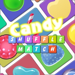 Candy Shuffle Match