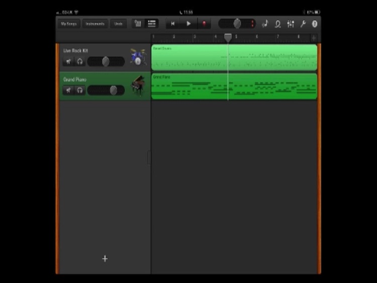 Tutorials for GarageBand vol4 HD screenshot-4