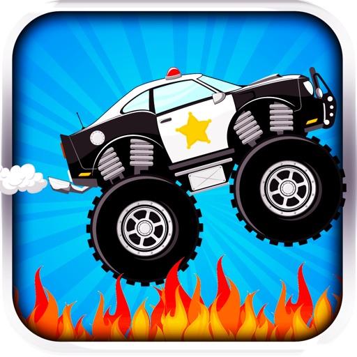 Auto Cop Burnout