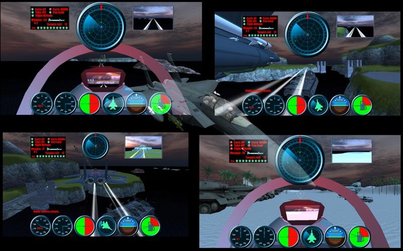 F15FlyingBattleFree Screenshot