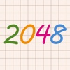 2048 - Number puzzle Doodle Style - iPhoneアプリ